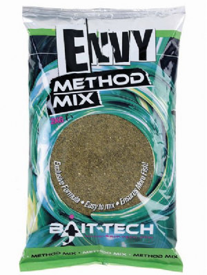 Bait Tech Envy Green Method Mix